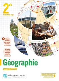 Geographie 2nde, Edition 2019