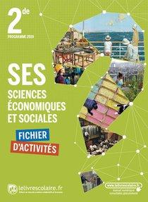 Ses 2nde, Fichier D'activites, Edition 2019