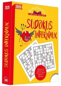 Almabook ; Sudokus Infernaux (edition 2020)