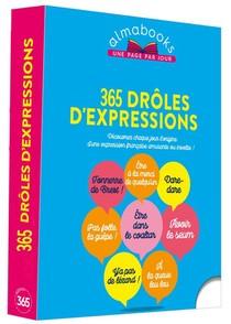 Almabook ; 365 Droles D'expressions