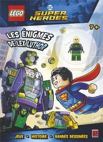 Lego Dc Comics - Super Heroes ; Les Enigmes De Lex Luthor