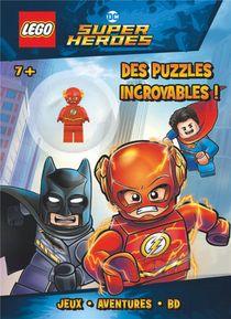 Lego Dc Comics - Super Heroes ; Des Puzzles Incroyables !