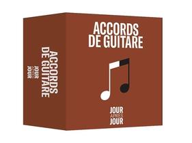 Jour Apres Jour ; Accords De Guitare