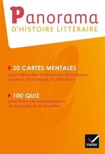 Panorama D'histoire Litteraire - Francais 2de/1re - Ed. 2019 - Livret