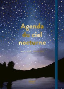 Agenda Du Ciel Nocturne (edition 2021/2022)
