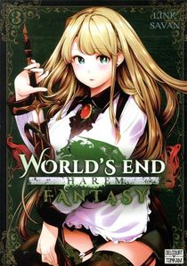 World's End Harem Fantasy T.3