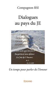 Dialogues Au Pays Du Je