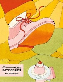 Kiblind Imagier : Les Patisseries /francais