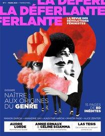 La Deferlante N 1 - Naitre - Ou Commence Le Genre ?