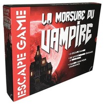 Boite De Jeu Escape : La Morsure Du Vampire