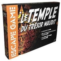 Boite De Jeu Escape Game : La Malediction Du Temple