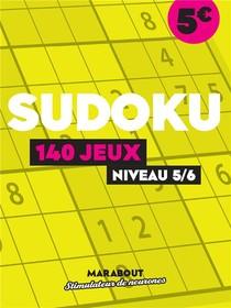 Sudoku : 140 Jeux Niveau 5/6