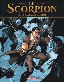 Le Scorpion T.12 ; Le Mauvais Augure