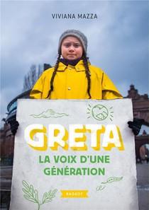 Greta ; La Voix D'une Generation