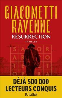 Le Cycle Du Soleil Noir T.4 ; Resurrection