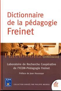 Dictionnaire Pratique De La Pedagogie Freinet