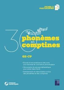 30 Phonemes En 30 Comptines (edition 2020)