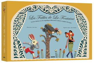 Les Fables De La Fontaine T.1