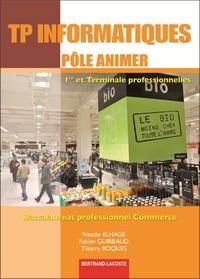 Tp Informatiques Pole Animer - Ed. 2012
