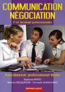 Communication-negociation 1re Term Bac Pro Vente