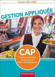 Gestion Appliquee Cap Cshcr