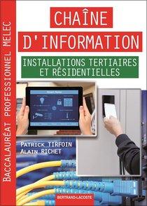 Chaine D Information Install. Tertiaires Et Residentielles