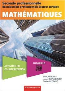 Mathematiques 2de Bac Pro Tertiaire