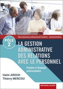Pole 2-la Gestion Adm. Des Relations Avec Le Personnel Ed. 2019