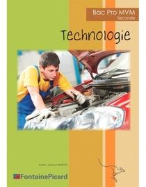 Technologie Seconde Bac Pro Mvm