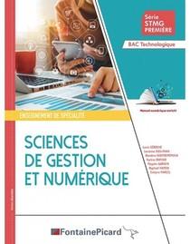 Sciences De Gestion Et Numerique Premiere Stmg