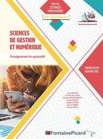 Version Manuel Sciences De Gestion Et Numerique 1ere Stmg