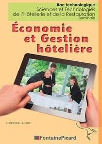 Economie Et Gestion Hoteliere Terminale Sthr