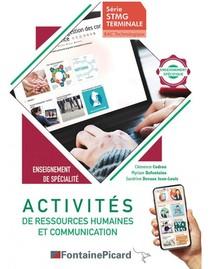 Activites De Ressources Humaines Et Communication Terminale Stmg