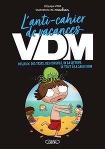 L'anti-cahier De Vacances Vdm