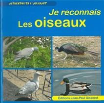 Je Reconnais Les Oiseaux