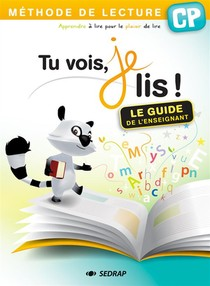 Tu Vois Je Lis Guide Enseignant