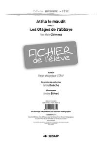 Attila Le Maudit - Fichier Pedagogique