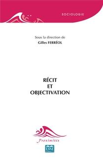 Recit Et Objectivation