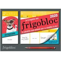 Mini Frigobloc Hebdo ; Special Enigmes (de Janvier A Decembre 2020) ; S'organiser N'a Jamais Ete (edition 2020)