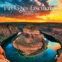 Paysages Fascinants Calendrier 2021