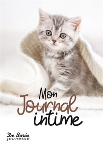 Chat, Ch'est Moi ! Mon Journal Intime