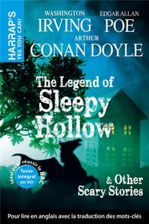 The Legend Of Sleepy Hollow ; And Other Scary Stories