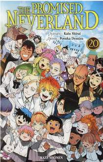 The Promised Neverland T.20