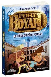 Fort Boyard - Escape Book - Le Piege Du Pere Fouras