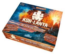 Koh-lanta, Une Aventure Explosive ; Escape Box