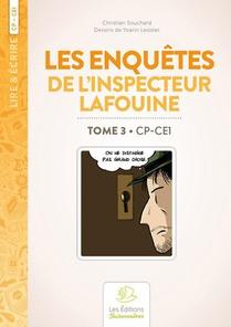 Les Enquetes De L'inspecteur Lafouine Volume 3 En Couleur
