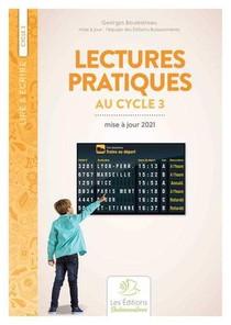 Lectures Pratiques Au Cycle 3 En Couleur - 6e Edition