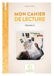 Mon Cahier De Lecture 2e Annee De Lecture Volume 4