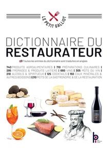 Dictionnaire Du Restaurateur - Le Petit Galliot