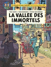 Blake Et Mortimer T.25 ; La Vallee Des Immortels T.1